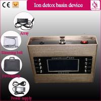 Ali Baba Shopping Wholesale Ion Detox Foot Spa Detox, Ionizer Foot Detox Machine Manufactures
