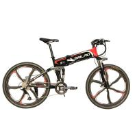 China High Flexibility Electric Mountain Bicycles Energy Saving 21 Speed on sale