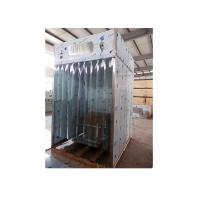 Class 100 Clean Room Dispensing Booth , Stainless Steel Downflow Booths Manufactures