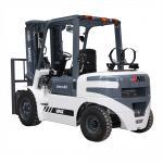 Optional Color LPG Gasoline Fork Lift 4 Ton Load Capacity 2895 * 2105 * 1410mm Manufactures
