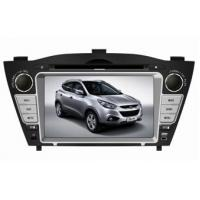 China 2 DIN 7 Touch Screen Car GPS Navigation for Hyundai IX35/New Tucson (TS7255) on sale