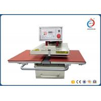 Pneumatic Thermal Automatic Heat Press Machine With Double Station Manufactures