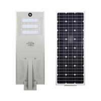 Quality Waterproof All In One Solar LED Street Light 80Watt Charging Time 6-7 Hours for sale