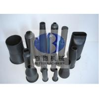 China Refractory SiSiC Material SiSiC / RBSiC Burner Nozzle For Self Regenerative Burner on sale
