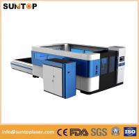 Industrial Cnc Laser Cutting Machine With High Super Power Laser Device Manufactures