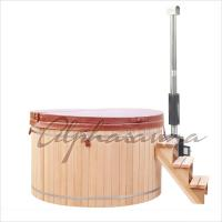 5 Person 1500*900MM Spa Hot Tub 100% Clear Grade A western red cedar Manufactures