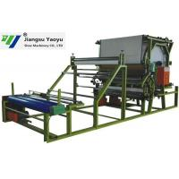 Flame Luggage Home Textile Lamination MachineElectric Heating Automatic Blowing Method Manufactures