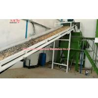 Heavy Wood Sawdust Making Machine Sawdust Maker Energy Saving  5500kg Weight Manufactures