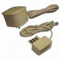 Telephone Line Cord with Local Plug/Jack, Various Lengths Available Manufactures