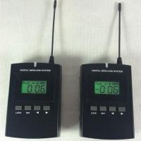 Buy cheap 008B Simultaneous Translation Equipment Bi - Directional For Employee Training from wholesalers