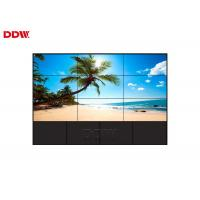 Modular 55 Video Wall Display / Seamless Video Wall Displays 60Hz Manufactures
