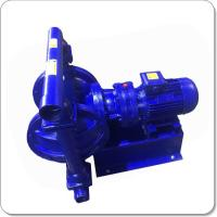QBY series stainless steel explosion proof electric motor 360v high lift pneumatic diaphragm transfer pump Manufactures