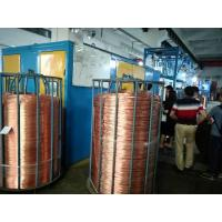 Metal Melting Furnace Continuous Wire Drawing Machine Copper Rod Upward Casting Manufactures