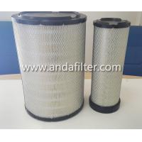 Good Quality Air Filter For Kobelco LC11P00018S002LC11P00018S003 On Sell Manufactures