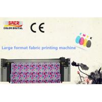 Continuous Ink Supply Sublimation Fabric Plotter Dual CMYK Color High Efficiency Manufactures
