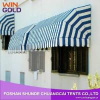 2015 luxury movable 6m drop arm window awning for sales customized Manufactures