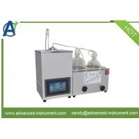 Buy cheap ASTM D5800 Noack A Method Metal Bath Lubricating Oil Evaporating Loss Tester from wholesalers