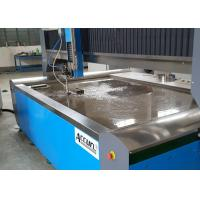 Three Axis CNC Water Cutter Machine , Titanium Water Jet Cutting Equipment 2000 X 1000mm Manufactures