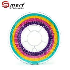 China Strongest 3d Printer Plastic Filament Types Multicolor Flexible Suppliers on sale