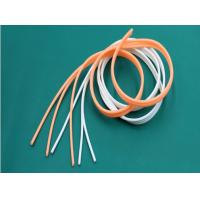 China Rubber Door Seal Flexible Silicone Tubing Weather Sealing Strip High Tolerance on sale