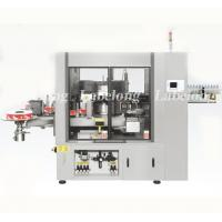 Automatic Label Applicator Machine , Product Labeling Machine For Glass Bottle Manufactures