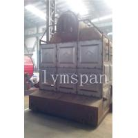 Automatic Steel 1 Ton Gas Fired Steam Boiler For Water Heating Manufactures
