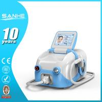 Beijing Sanhe Beauty professional manufacturer/ diode laser hair removal machine Manufactures
