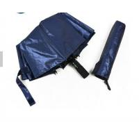 Sun Protection 3 Foldable Auto Open Umbrella Two Sides UV Fabric Rustproof Manufactures