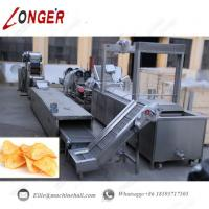 Buy cheap Compound Potato Chips Production Line Potato Chips Making Machine Potato Chips from wholesalers