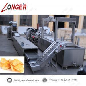 Buy cheap Compound Potato Chips Production Line|Potato Chips Making Machine|Potato Chips Making Machine for Sale|Potato Chips from wholesalers