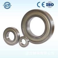 Silver Color Single Row Deep Groove Ball Bearing 6015-2Z 70MM*115MM*20MM Manufactures