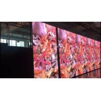 HD 4K Small Pixel Ndoor Led Display Screen , High Brightness Led Display Nation Star Manufactures