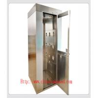 Designing Making GMP Industrial Cleanroom Air Shower With HEPA Filter Manufactures