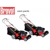 China Petrol / Gas Lawn And Garden Tools , 22 Garden Lawn Mowers With 4 Stroke Engine on sale