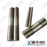 China China Alloy20 high quality stainless steel bolt stud bolt on sale
