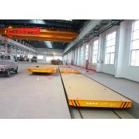 Industrial Battery Powered Railway Carriage Material Handling Equipment Manufactures