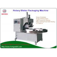 Buy cheap Durable Blister Packing Machine Galvenized Steel / Alluminum Alloy Material from wholesalers