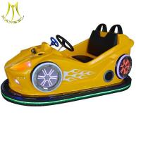 Hansel entertainment kiddie ride battery electric ride on car bumper car for sales Manufactures
