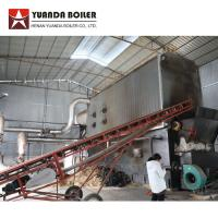 Industrial 7000KW Chain Grate Wood Chip Wood Biomass Fired Hot Oil Boiler Manufactures