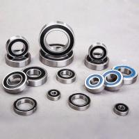 Spindles Angular Contact Ceramic Ball Bearings H7003C-2RZHQ1P4DBA 15 / 25 Degree Manufactures