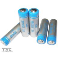 3.6V AA ER14505  14500 LiSOCl2 Battery with high Capacity for Ammeter, Gas Meter Manufactures