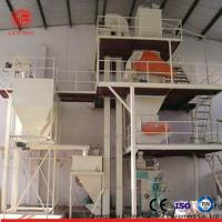 China Automatic Dry Mortar Production Line / Plaster Dry Mix Mortar Manufacturing Plant on sale