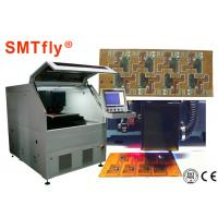 Optowave UV Laser PCB Depaneling Machine Stand Alone Type Marble Platform SMTfly-5S Manufactures