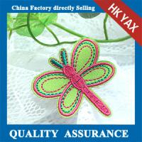 China Manufacturer Customized High Quality Embroidery Patches for Clothes Manufactures
