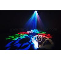 Quality LED Mini Gobo Light Disco Lights 8 Pcs 3 Watt  RGBW Cree LEDs Auto Sound DMX Control  X92A for sale