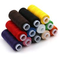 China High Tenacity Nylon Sewing Thread 100% Nylon N66 Bonded Wear Resistant on sale