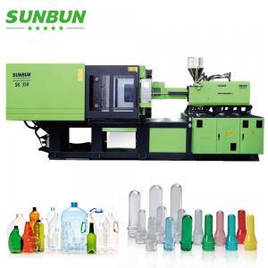 China China Sunbun 230T automatic factory cheap price big servo motor plastic injection molding machine on sale
