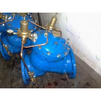 High Performance AX742X Relieving / Sustaining Water Control Valve For Waterworks Purpose Manufactures