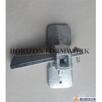 Cast Iron Cam Clamps 43x105mm Concrete Forming Accessories For Locking and Securing Formwork Manufactures