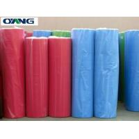 100% Polypropylene Non Woven Fabric Non Woven Cleaning Cloths Roll Manufactures